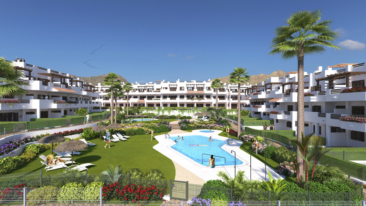Middle Floor Apartment · San Juan De Los Terreros