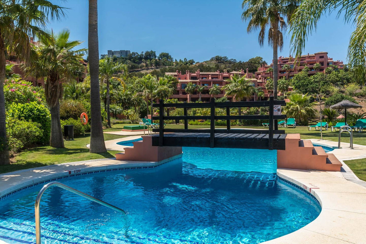 Well appointed 2 bedroom 1st floor south facing apartment with lovely views of Mijas mountain and th,Spain