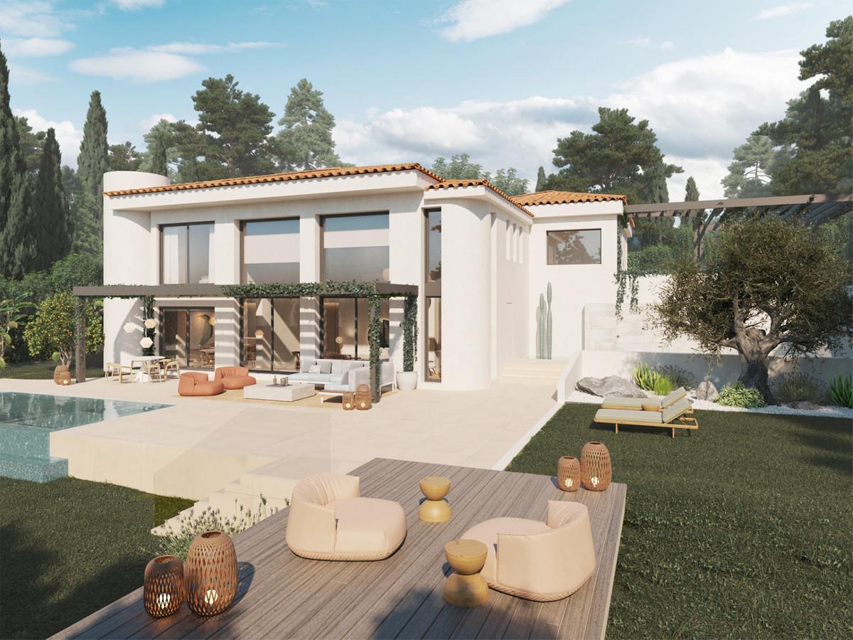 Marbella Banus Villa – Chalet en Venta en Guadalmina Alta – R3751720