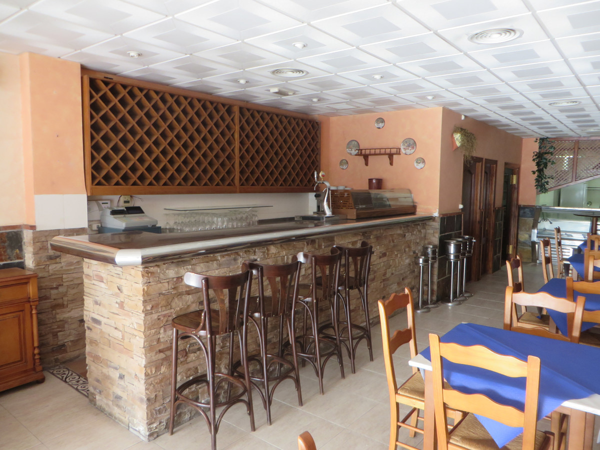 Restaurant located in Mijas Pueblo, fully equipped to start operating it.  The price includes the eq,Spain