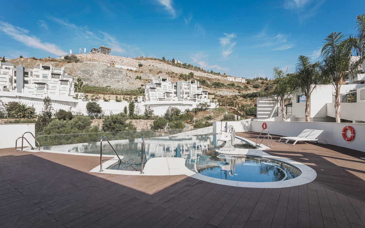 Brand new elevated ground floor apartment in a gated community of 45 apartments and penthouses in La,Spain