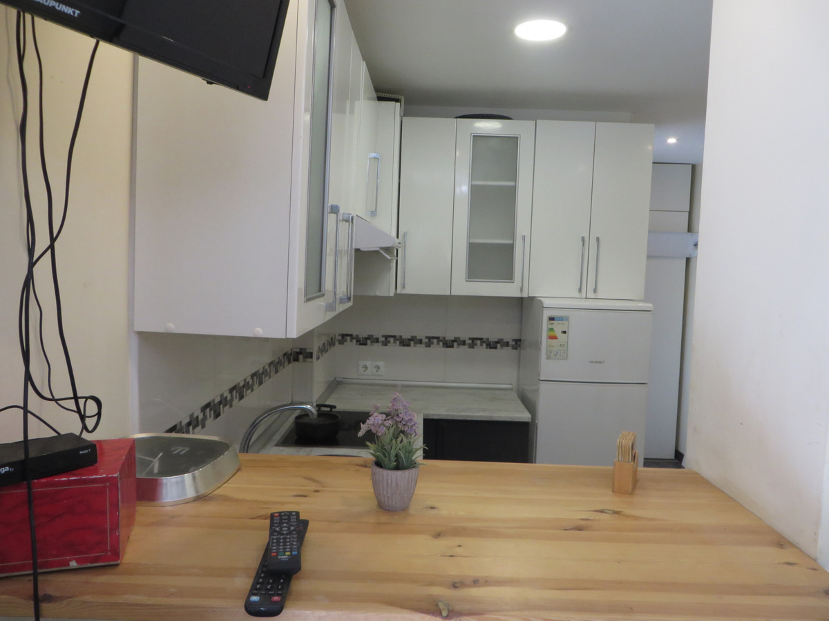 Apartamento con 1 Dormitorios en Venta Marbella