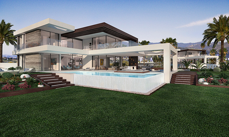 The perfect place to unwind and indulge, luxury awaits you in this new development that comprises 12, Spain
