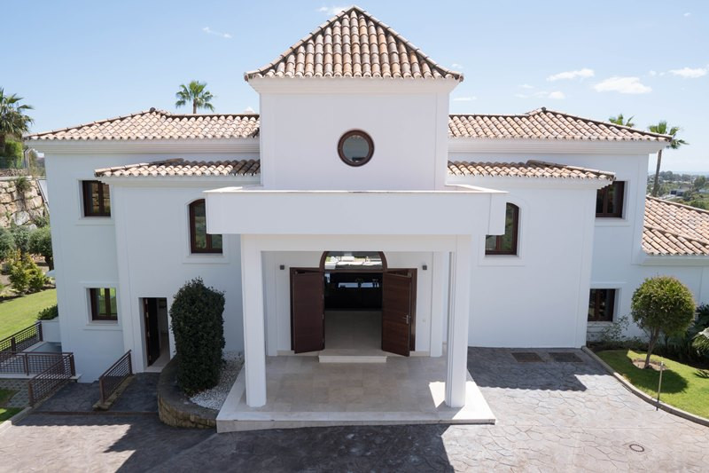 Villa i Benahavís R3037463