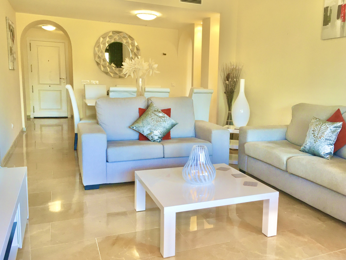 Modern spacious and bright three bedrooms corner ground floor apartment with a large terrace and acc,Spain