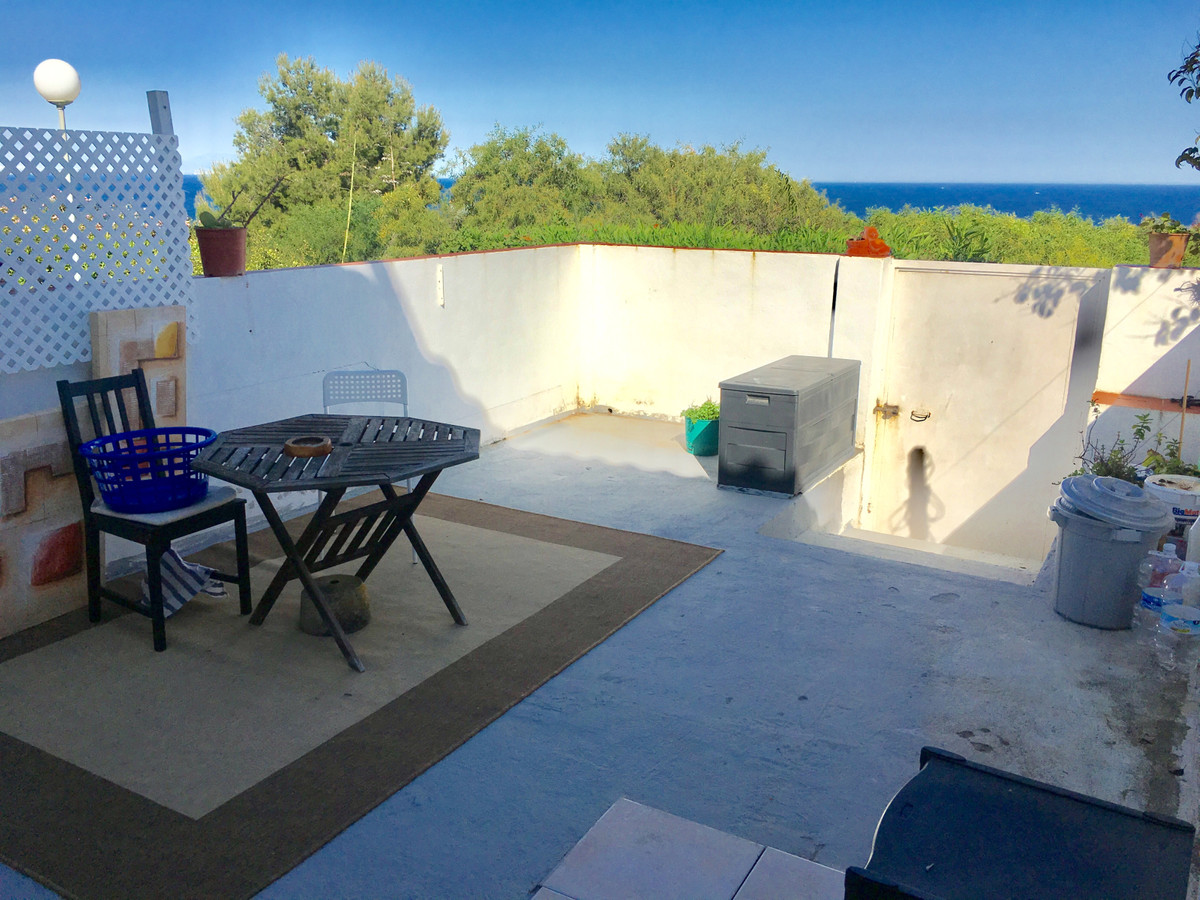 Amazing sea views from every level of this property, from the garden, Kitchen, living room, bedroom ,Spain