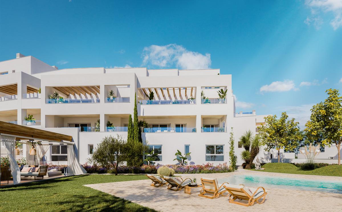 1 Bedroom Ground Floor Apartment For Sale Altos de los Monteros, Costa del Sol - HP3608003