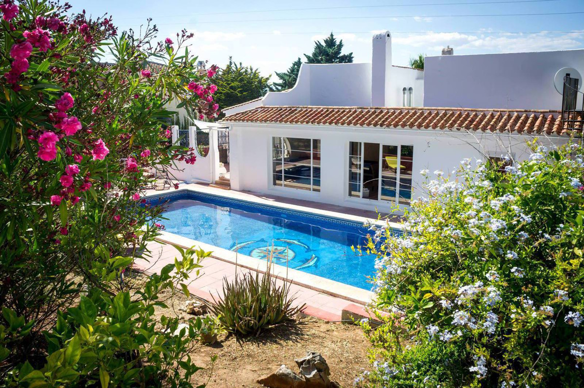 This charming, amazing and very large villa is situated in a serene environment close to the lively , Spain