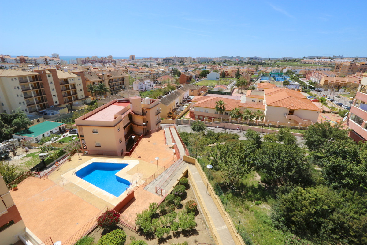 Unique apartment in Lower Los Pacos, Fuengirola. A cozy 2 bed, 2 bath apartment on the 8th floor, in,Spain