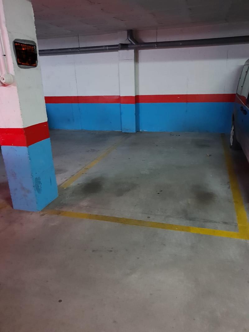 Garage in Los Pacos