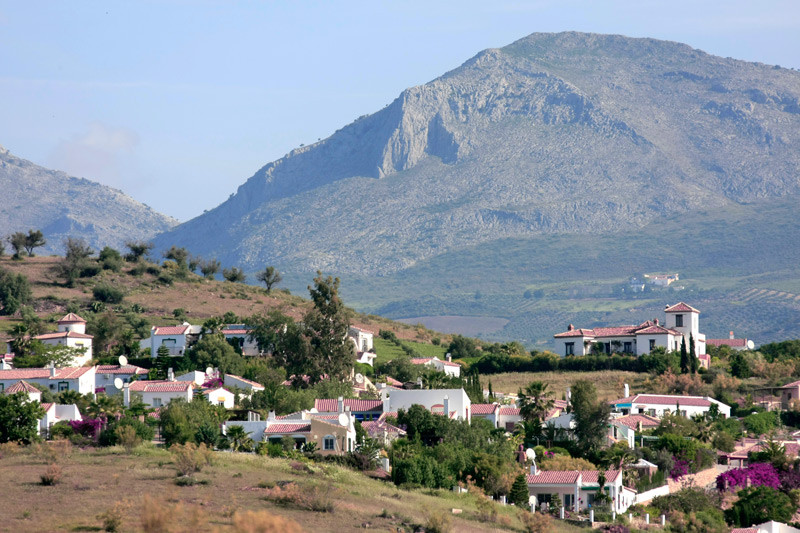 Cortijos Romero. This is an area  that offers the perfect life for young and old, for tourists and r,Spain