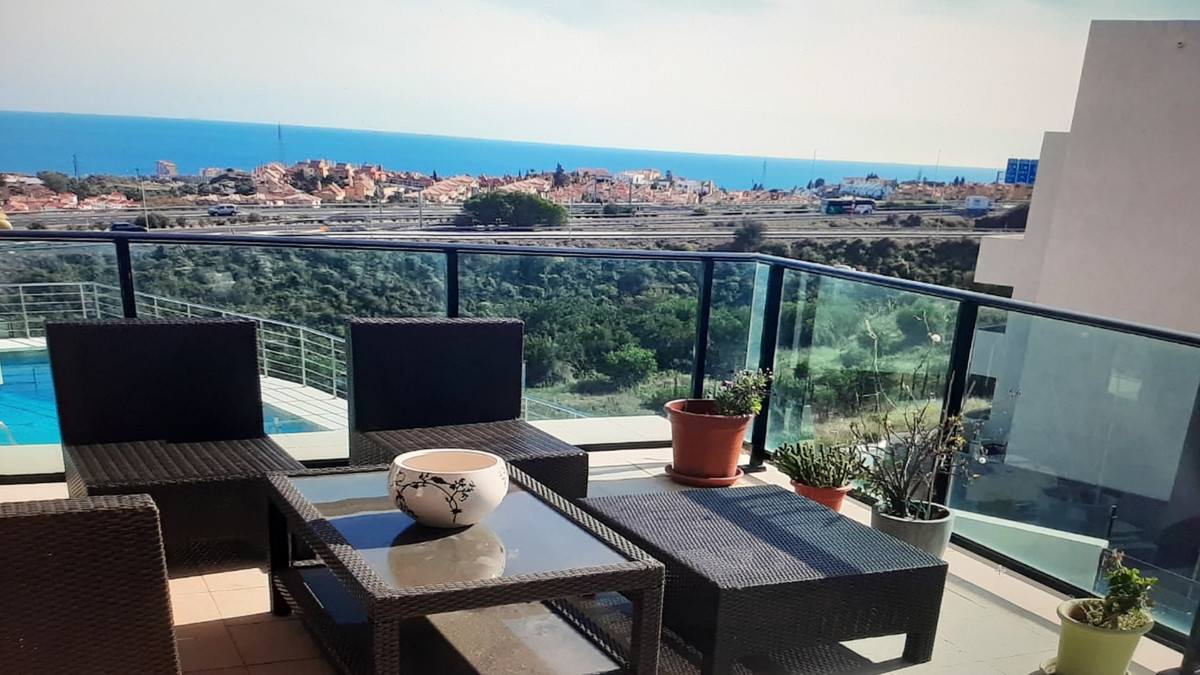Very modern apartment with sea views, two bedrooms and two bathrooms, air conditioning, parking unde,Spain