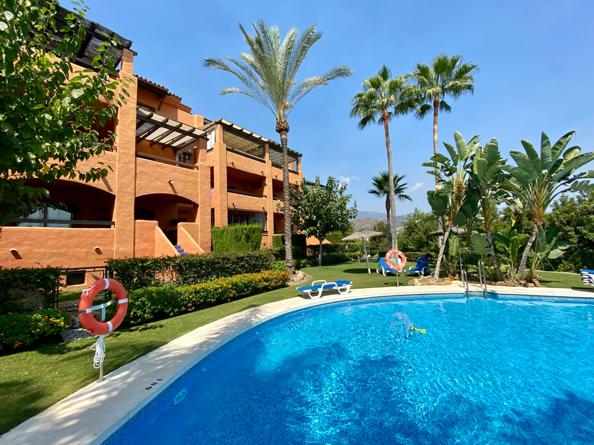 Apartment for sale in Gazules del Sol, Benahavis with 2 bedrooms, 2 bathrooms and with orientation e,Spain