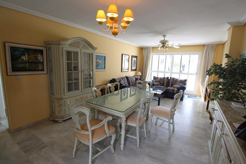 COSY DUPLEX PENTHOUSE FOR SALE FRONTLINE BEACH IN LAS CHAPAS  This lovely penthouse is very close to,Spain