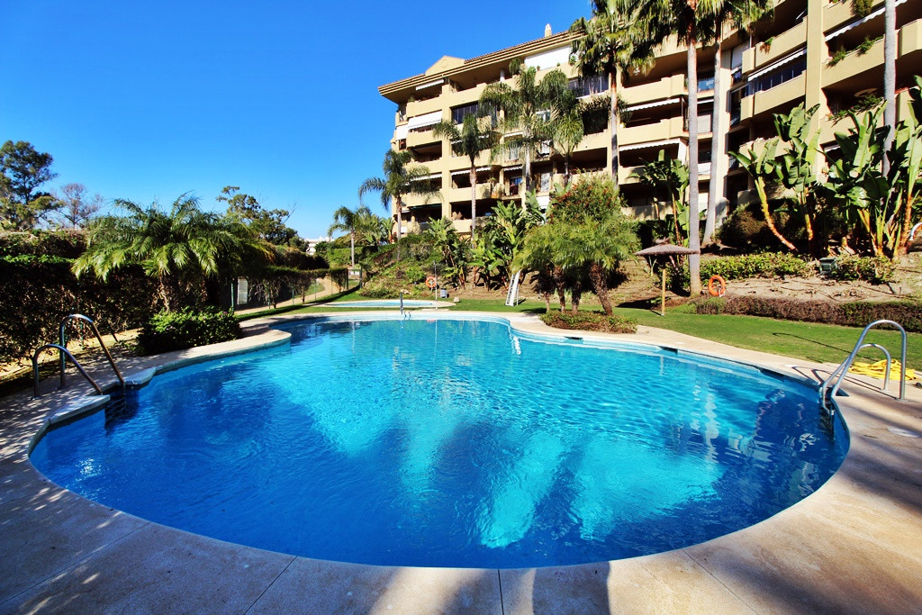 FANTASTIC GROUND FLOOR APARTMENT LOCATED IN THIS FRONT-LINE GOLF DEVELOPMENT IN THE PRESTGIOUS AREA ,Spain