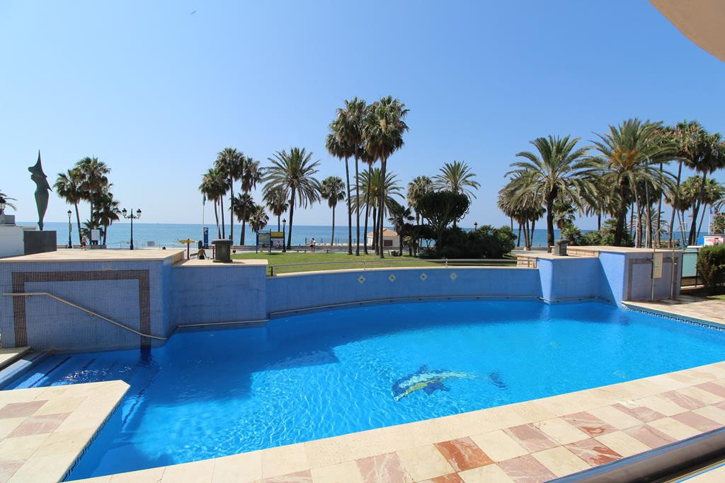 AMAZING APARTMENT FIRST LINE BEACH IN SAN PEDRO PLAYA  This is the perfect opportunity to aquiere th,Spain