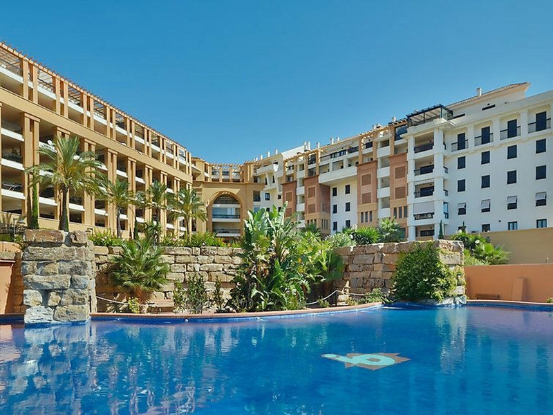 Apartments for sale San Pedro de Alcantara 8