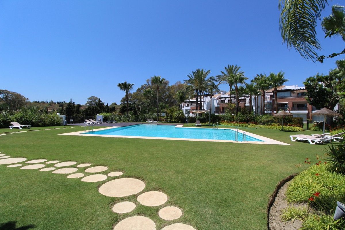 FANTASTIC GARDEN APARTMENT WITH STUNNING SEA VIEWS  This lovely garden apartment is located on the N,Spain