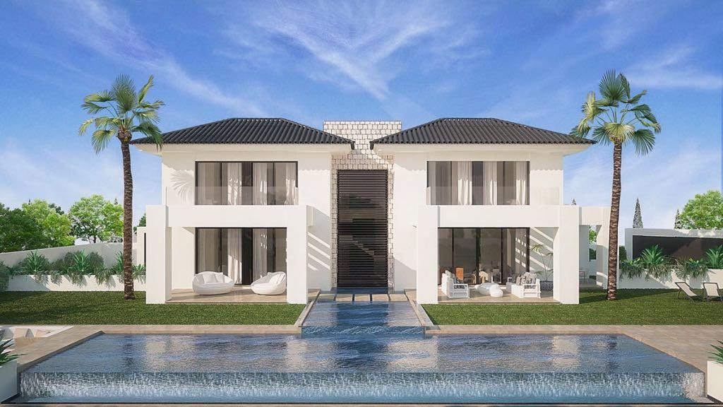 MODERN VILLA UNDER CONSTRUCTION IN LA QUINTA GREAT OPPORTUNITY FOR INVESTORS - PRICE REDUCED FROM 2., Spain