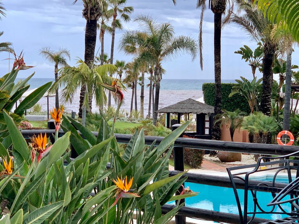 Studio for sale in Kempinski, Estepona with 1 bedroom, 1 bathroom and with orientation south/west, w,Spain