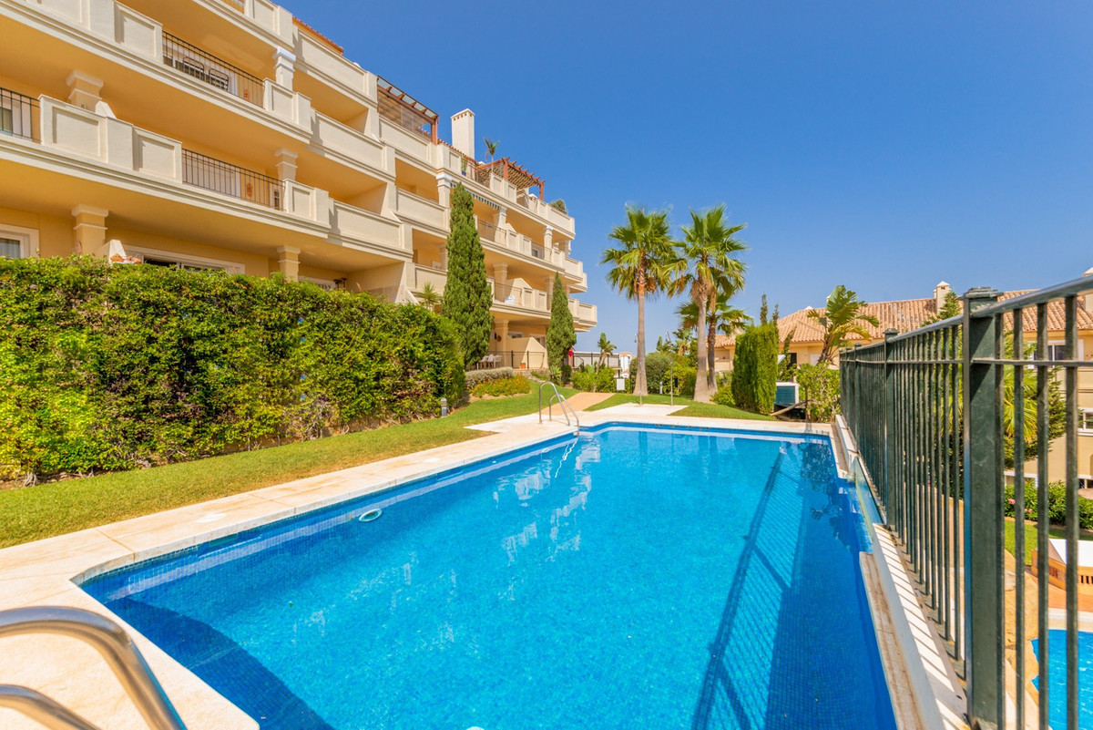 Ground Floor Apartment for sale in Miraflores, Mijas Costa, with 3 bedrooms, 2 bathrooms and has a s,Spain
