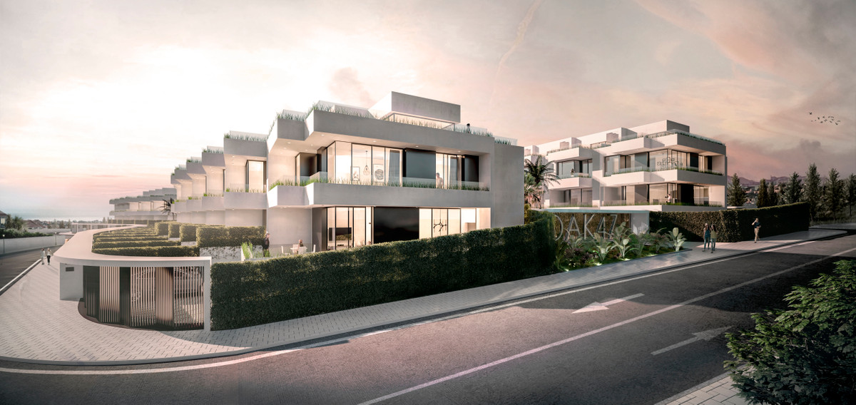 Contemporary town house development within walking distance to the beach