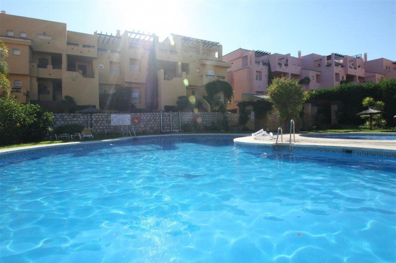 Penthouse for sale in Guadalmina Alta, San Pedro de Alcantara, with 2 bedrooms, 2 bathrooms, the pro Spain