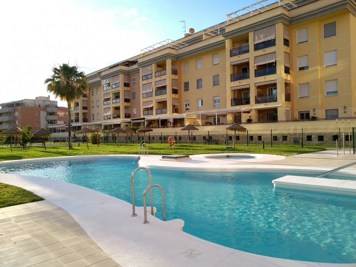 Apartment for sale in Malaga, Malaga with 3 bedrooms, 2 bathrooms, 1 on suite bathroom and with orie,Spain
