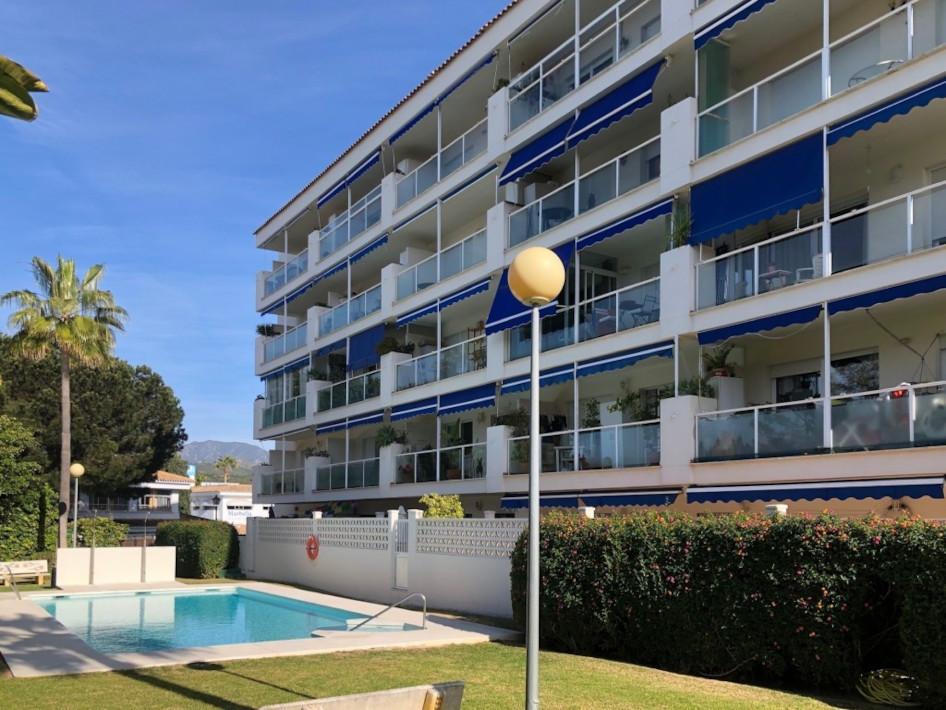 Marbella Banus Apartment for Sale in Las Chapas – R3823324