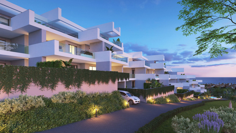 Penthouses In Manilva 3