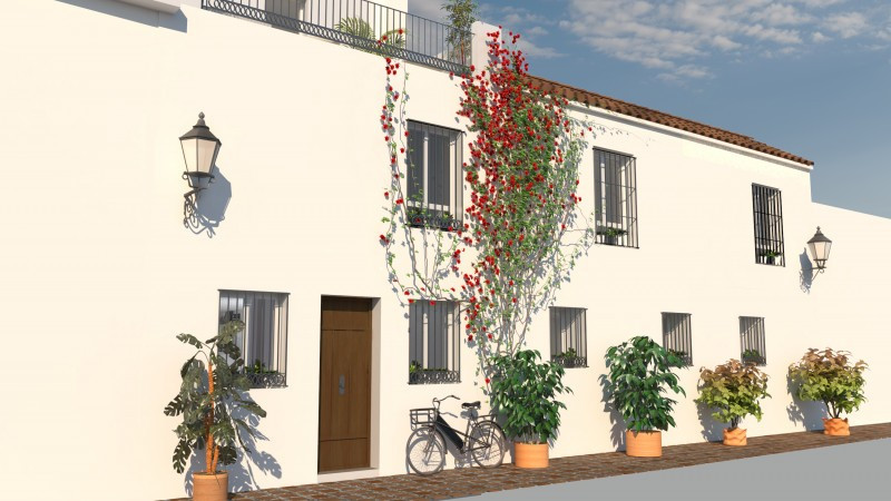 Plot for sale in Casco antiguo, Marbella. Regarding property dimensions, it has 112 m² built.   This, Spain
