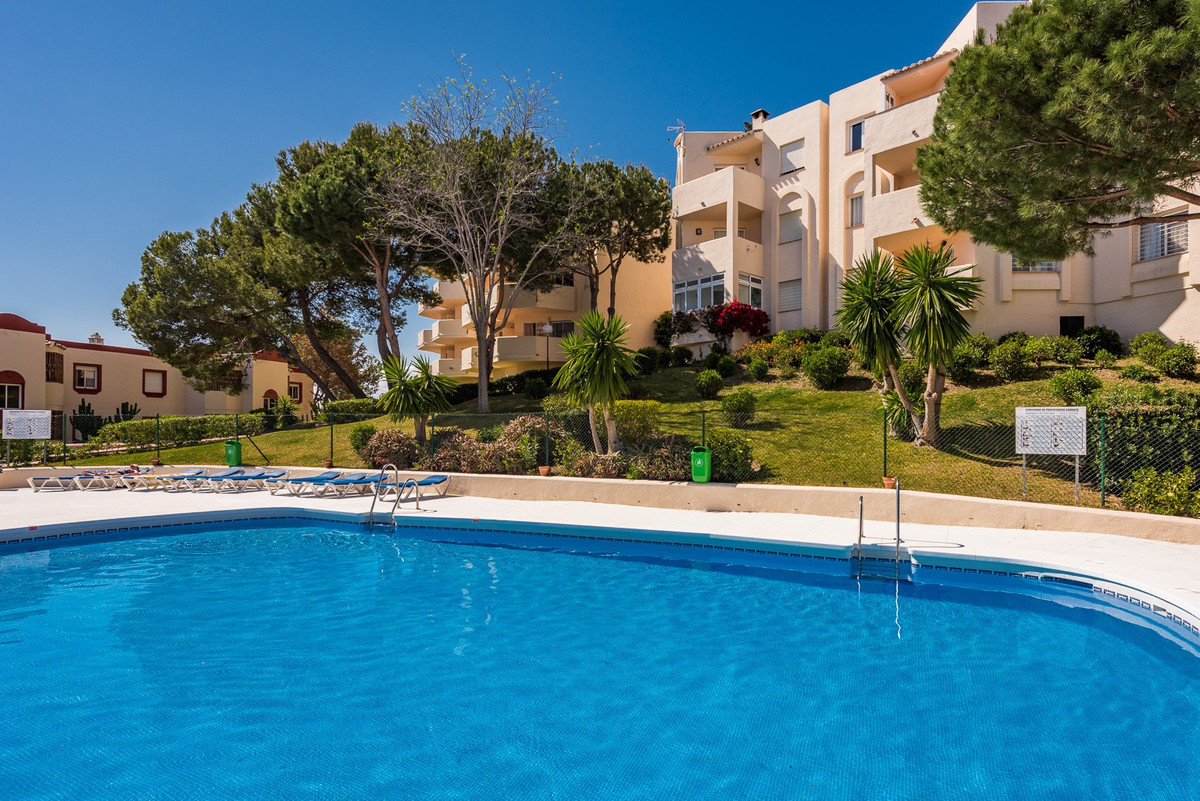 Middle Floor Apartment in Riviera del Sol