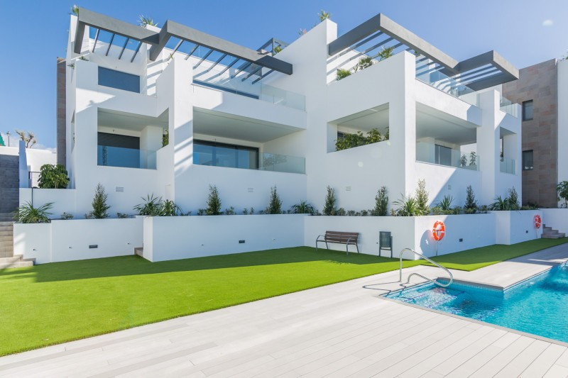 Penthouse in Cabopino