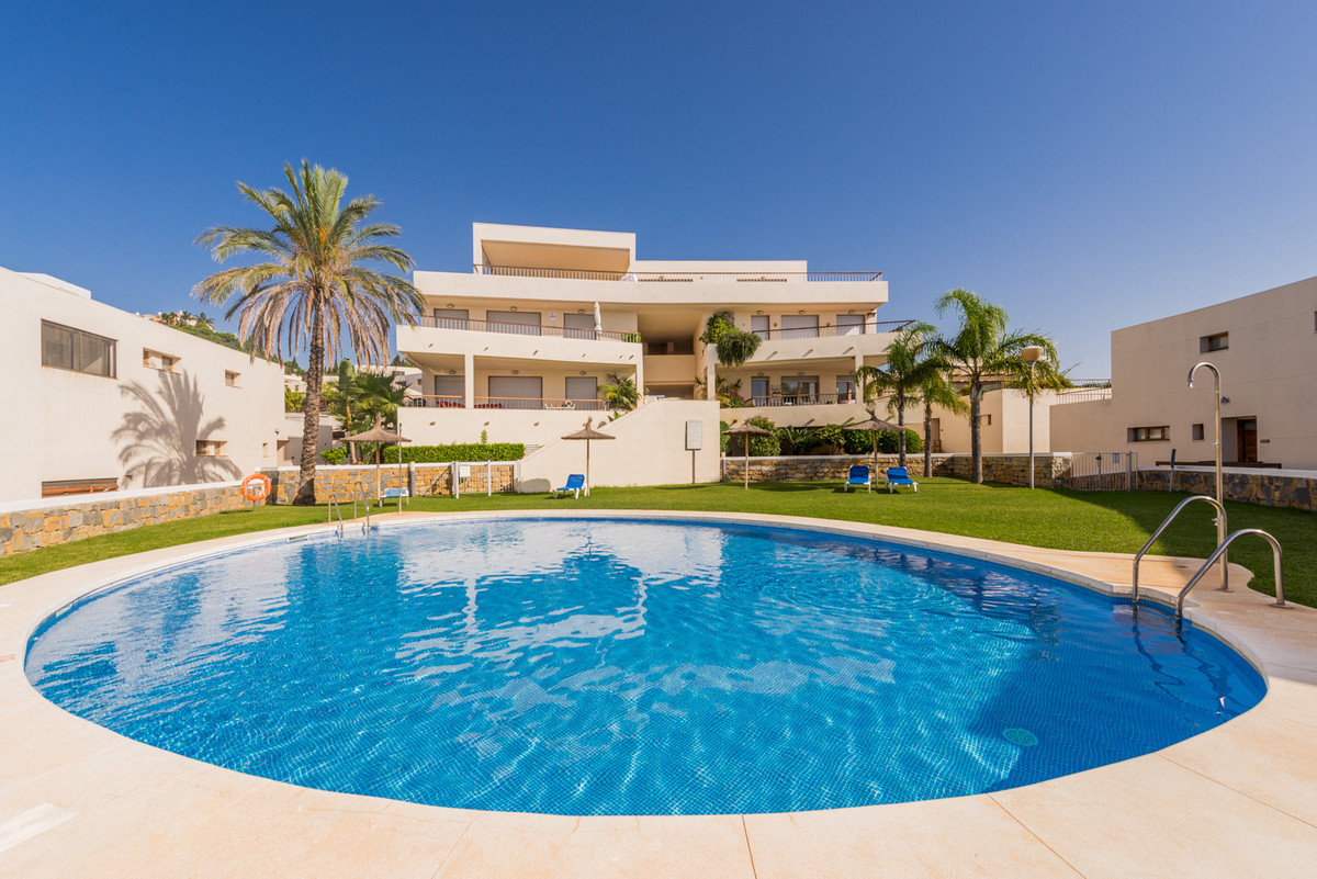 Middle Floor Apartment in Los Monteros