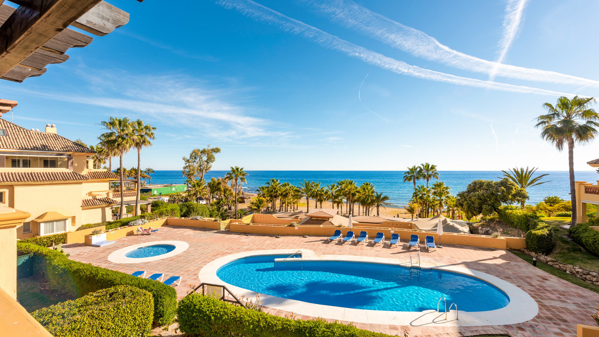 Apartment for sale in Rio Real, Marbella East, with 2 bedrooms, 2 bathrooms, the property was built ,Spain