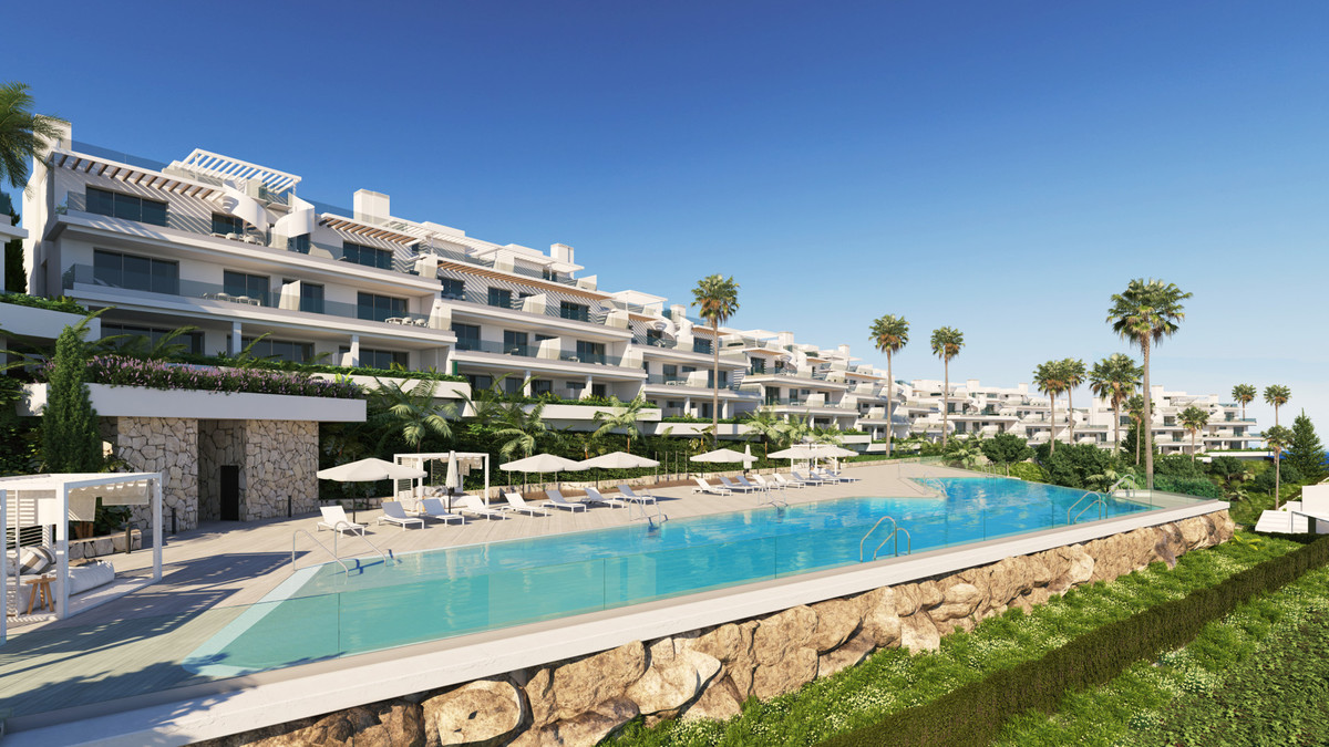 Apartment for sale in Cancelada, Estepona with 2 bedrooms, 2 bathrooms and with orientation south/we, Spain