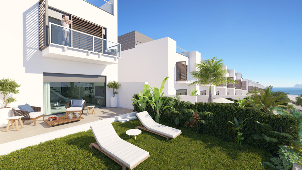Townhouses in Manilva R3284014