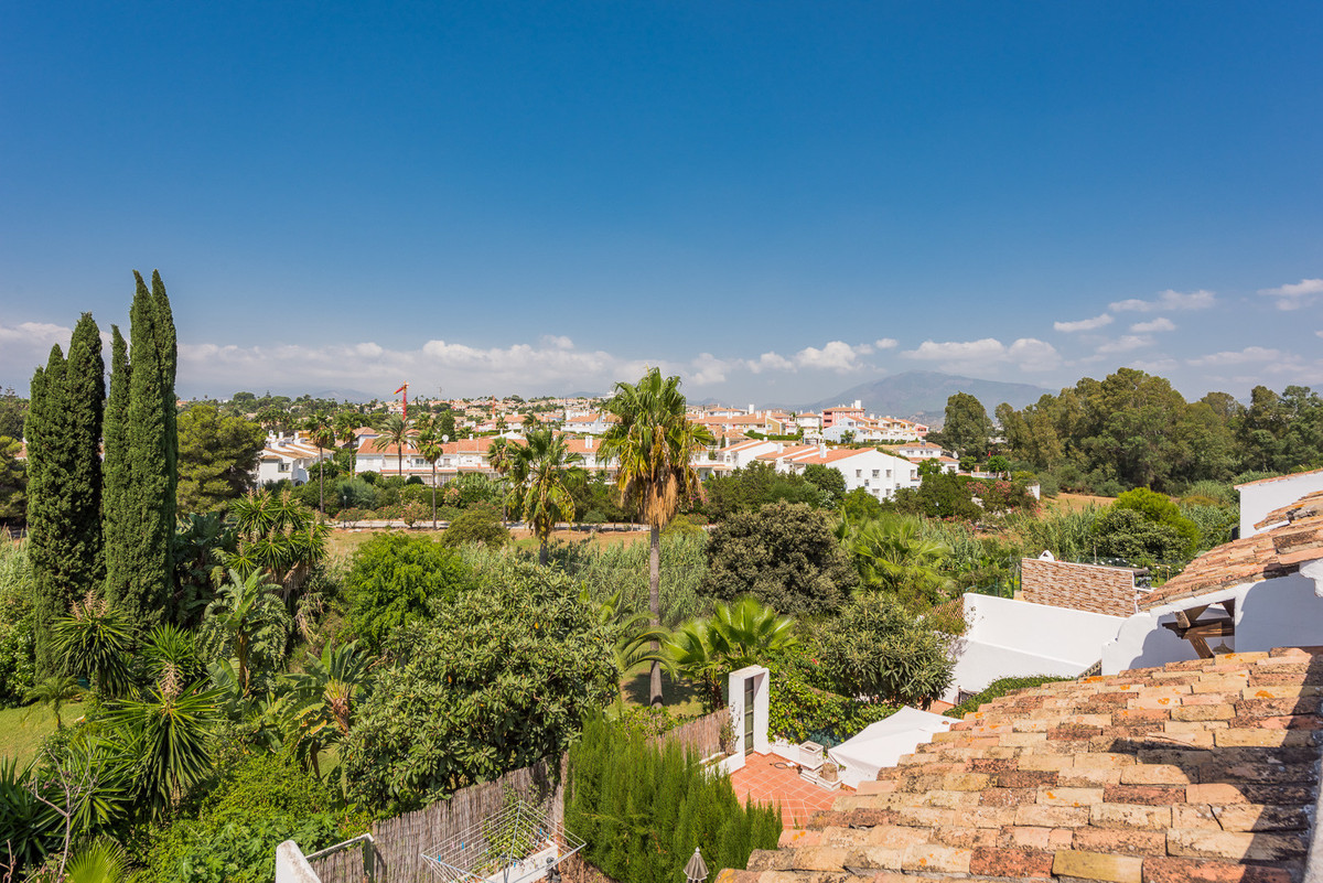 Townhouse Terraced Diana Park Málaga Costa del Sol R2985368