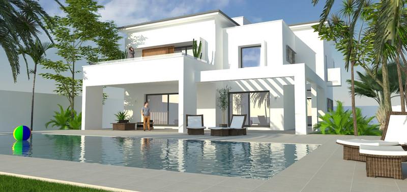 Villas In Casares 11