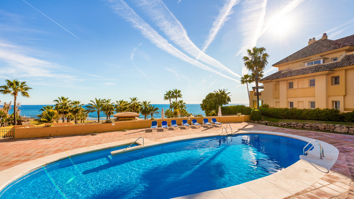 Apartment for sale in Rio Real, Marbella East, with 3 bedrooms, 3 bathrooms, the property was built ,Spain