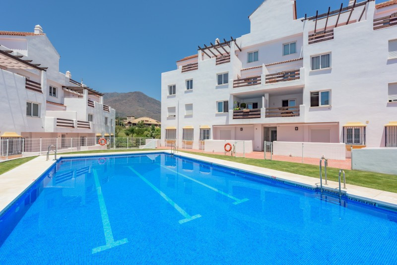 Duplex for sale in Valle Romano, Estepona, with 3 bedrooms, 2 bathrooms, the property was built in 2,Spain