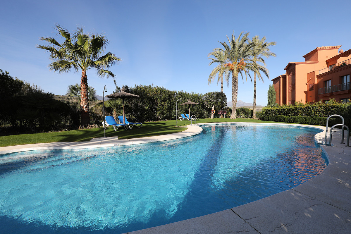 Spacious ground floor corner apartment within the Los Flamingos Golf Resort. South facing, sun all d,Spain