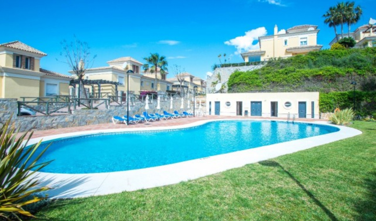 Set in one of the most prestigious addresses of Marbella in a private community next to the Santa Cl,Spain