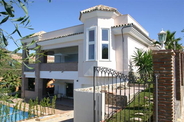 Detached Villa - Benahavís - R62343 - mibgroup.es