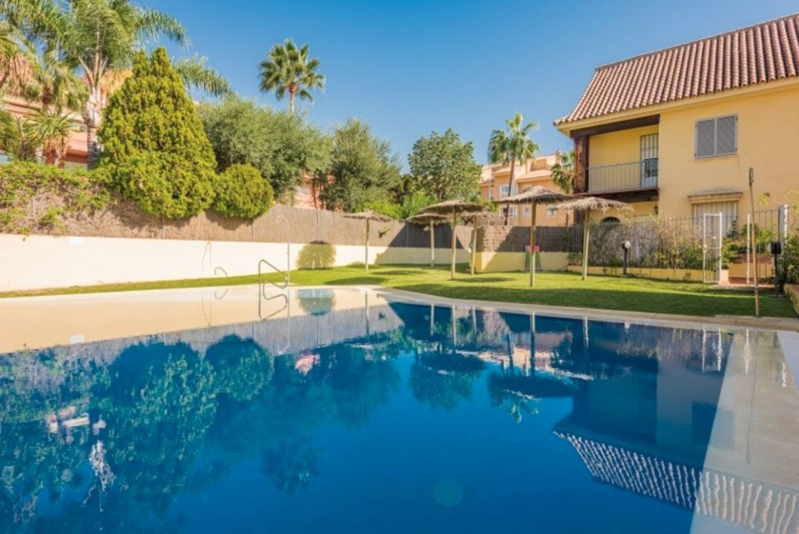 Townhouse for Sale in Puerto Banus, Costa del Sol