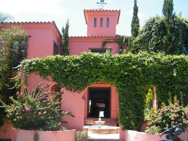 Villa for Rent in Elviria, Costa del Sol