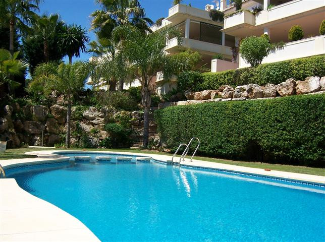 Apartment for Rent in The Golden Mile, Costa del Sol