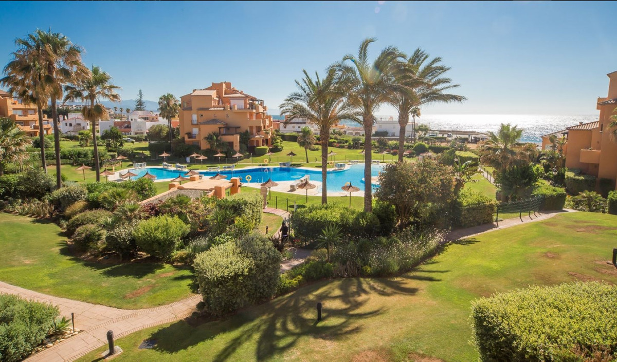 Los Granados de La Duquesa. Located in a complex on the beachfront, a short distance from the port o, Spain