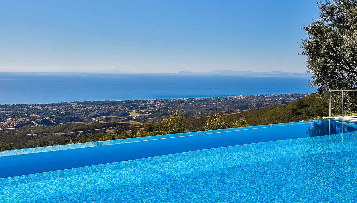 Unique villa with amazing views.  This mansion sits on top of the world with 360º views from Sierra , Spain