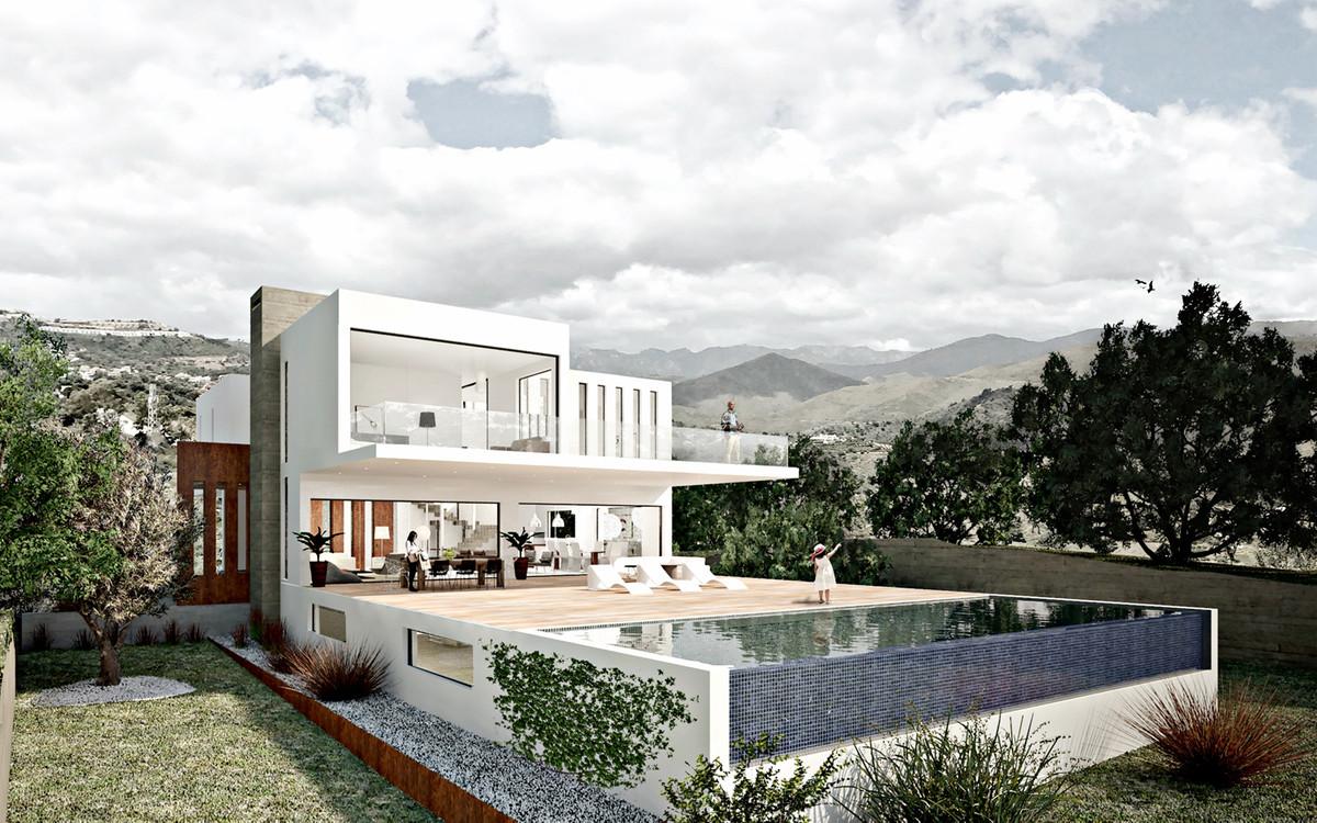 Marbella Banus Villa – Chalet en Venta en La Mairena – R2601182